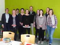 Erfolgreicher Abschluss zum Pflege- und Betreuungsassistenten an der Kolping Akademie für Gesundheits- und Sozialwesen gem. GmbH
