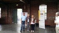 Ausbildungsbörse Herford - ipod-Gewinnerin