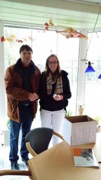 Gratulation Laura Witte aus Versmold