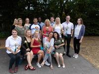 Abschlussfeier des APH Kurses 2017/2018