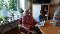 """Social Day"" beim Kolping Pflegedienst in Gütersloh"